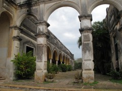 the history of the mexican hacienda