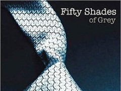 beach reads:  fifty shades of grey