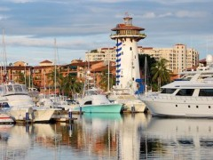 a day at the puerto vallarta marina