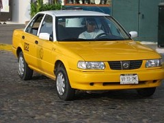 what's the meter:  taxis in banderas bay
