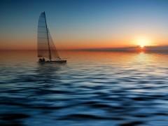 sailing in banderas bay