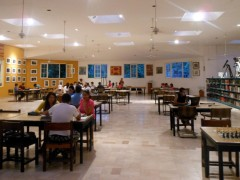 los mangos library - puerto vallarta