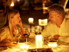 romantic restaurants in banderas bay