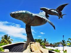 A visiti to the Marina Vallarta Malecon -