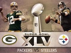 Steelers vs Packers - Puerto Vallarta football fans gear up for Super Bowl