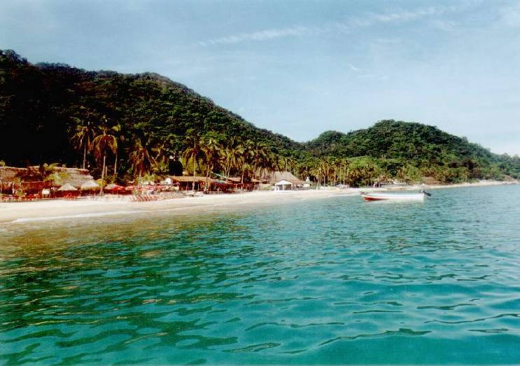 Island Hopping, Neachs Around Puerto Vallarta Jalisco Luxury Beach