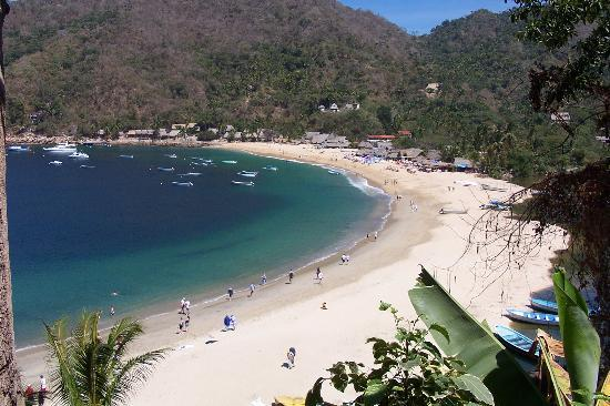 Yelapa Puerto Vallarta Jalisco Main Beach Luxury Beach
