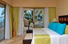 Garza Blanca, two bedrooms.
